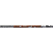 Easton Bowfire 330 Raw Unfletched Shafts With Inserts And Nocks 1 Dozen