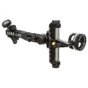 Sure-Loc IncoX 400 Target Sight, Left Hand, 15cm , Black