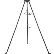 Portable Game Hoist Skinning Tripod with Gambrel