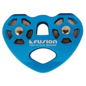 Fusion Tesa Speed Pulley, Blue