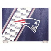 New England Patriots Glass Cutting Board