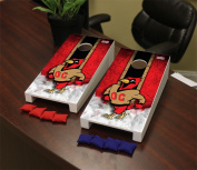 Otterbein OU Cardinals Desktop Mini Cornhole Game Set