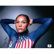 Lolo Jones Signed Autographed 8X10 Photo USA Track and Field Star GV822792