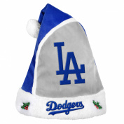 Los Angeles Dodgers 2015 MLB Polyester Santa Hat