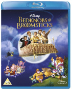 Bedknobs and Broomsticks [Region B] [Blu-ray]