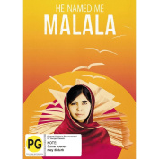 He Named Me Malala DVD  [Region 4]
