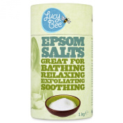 Lucy Bee Epsom Salts 1 kg Pack of 1