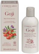 Goji Bath and Shower Gel with Organic Extracts 250 Ml / 8.45 Fl. Oz. L'Erbolario Lodi