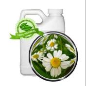 CHAMOMILE TRINITY TM WILD CHAMOMILE Herbal Oil Extract - 1890ml - very dry cracked skin, dermatitis, irritated skin, rashes, bedsores, sunburn, ulcers, bug bites