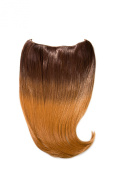 Rogue Ombre Slip-On Hair Extensions, 6/12 Light Ash/Blonde, 46cm