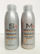 Echos Line S1 After Colour Shampoo 100ml and M1 After Colour Mask 100ml