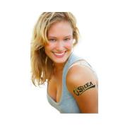 SweetTats Irish O'Name Arm Temporary Tattoo Pack - 3 Tattoos per Pack