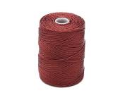 C-LON Bead Cord, Sienna - .5mm, 92 Yard Spool