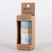 GoWashi Decorative Washi Tape, Designer's Choice, Baby