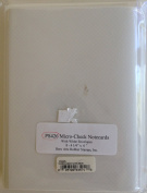 Hero Arts Micro Cheque Folded Cards & Envelopes - Pkg. of 8