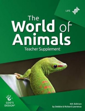 World of Animals Teacher Supplement