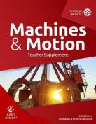 Machines & Motion Teacher Supplement