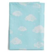 Little Acorn F13B02 Cloud Fitted Crib Sheet