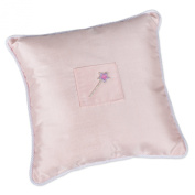 Pink Magic Wand Tooth Fairy Pillow with Pocket