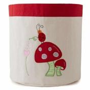 Little Acorn F13S07 Small Mushroom Storage Bin