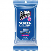 ENDUST EFE14705 Screen & Electronic Wipes Soft Pack, 20 ct Home, garden & living