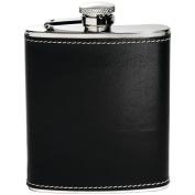 HOUDINI W2604 180ml Pocket Flask (Black) Home, garden & living