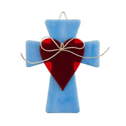 Switchables Fused Cross with Heart