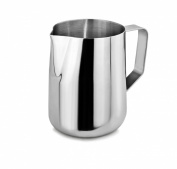 New Star Foodservice 28812 Commercial Grade Stainless Steel 18/8 Frothing Pitcher, 590ml