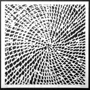 15cm x 15cm Basket Stencil by Daniella Woolf