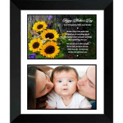 """Happy Mother's Day to a Wonderful Wife and Mother"" Matted Frame - Add Photo"