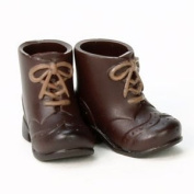 Obitsudoru 11cm short boots Brown for the body
