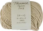 Hamanaka Paume cotton linen 25g 66m col.202 5 ball set