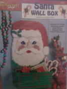 Needlecraft Shop Santa Wall Box Plastic Canvas Kit