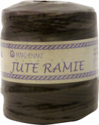 Fairy Tale Art jute ramie 65m 554- Brown