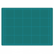 Uchida cutting mat cost corresponding double-sided A4 Green