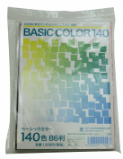 Japan Iroken basic colour 140 B6-size 140-colour set