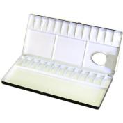 Create watercolour for aluminium pallet AP-1000