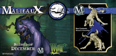 Malifaux Arcanists: Blessed of December