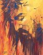 Stephen Fishwick Jesus Religious Spiritual Inspirational Fine Decorative Art Postcard Poster Print 11x14
