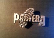 Poker Pin badge - PANTERA - Walk [PIN BADGE]