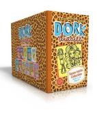 Dork Diaries Squee-Tastic Collection Books 1-10 Plus 3 1/2