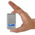 DZT1968® Practical 0.01g-200g LCD Ultrathin Jewellery Drug Digital Portable Pocket Scale
