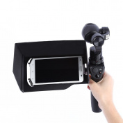 Anbee® Foldable Cellphone Sunshade Sun Hood Cover for DJI Osmo Handheld Gimbal