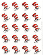 Eureka The Cat's Hat Stickers