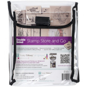Totally-Tiffany Stamp, Store and Go Bag Double-Sided, 9 x 29cm x 5.1cm