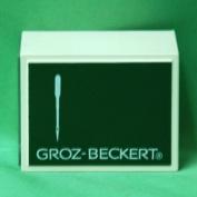 10pics Groz-beckert B27 Serger Overlock Industrial Sewing Needle Size 16