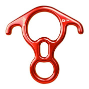 GM CLIMBING Rescue Figure 8 with Bent-ear Descender / Belay Device