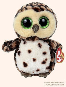 """New TY Beanie Boos Cute Sammy the spotted owl Plush Toys 6"""" 15cm Ty Plush Animals Big Eyes Eyed Stuffed Animal Soft Toys for Kids Gifts"""