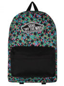 Vans Realm, Women's Backpack, Multicolor (floral Mix/black/turquoise), One Size