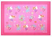 Olive Kids Olive Kids Fairy Princess Rug Toy, One Colour, 13cm x 18cm